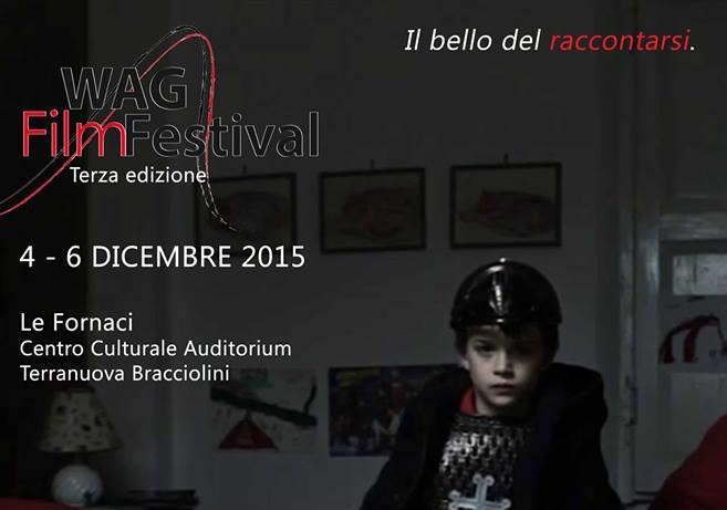 WAG Film Festival 3° Ed - Programma