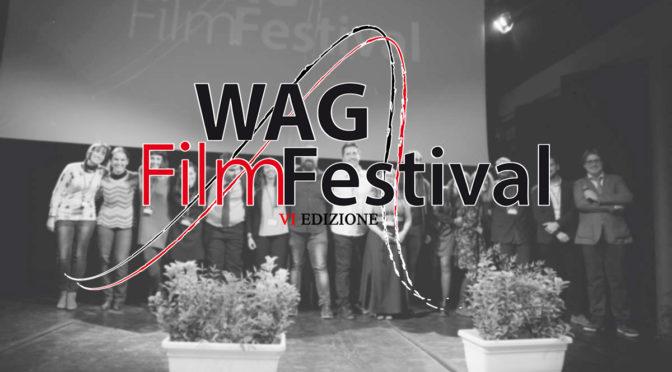 Nuovo bando di concorso per la VI edizione del Wag Film Festival