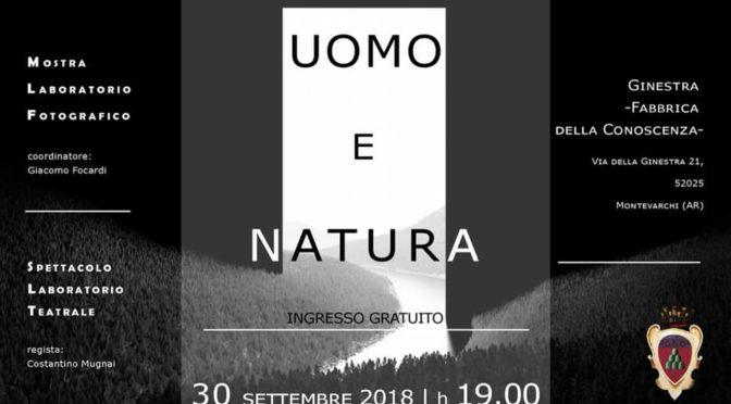 | U O M O E NATURA | 30 settembre 2018